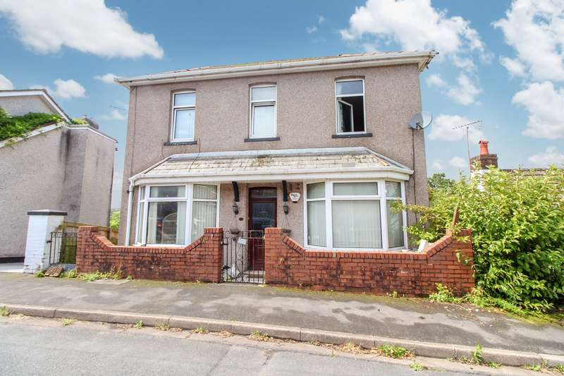 3 Bedrooms Detached House for sale in Moxon Road, Newport, NP20