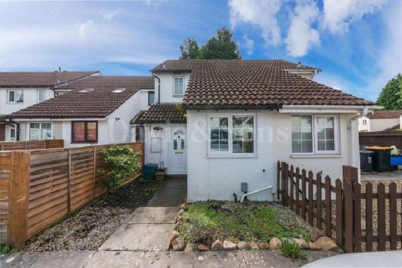 1 Bedroom Terraced House for sale in Beech Grove, St. Brides Wentlooge, Newport, Gwent. NP10 8TB
