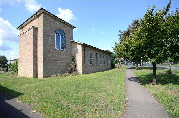 Land Commercial for sale in Haywards Mead, Eton Wick, Windsor
