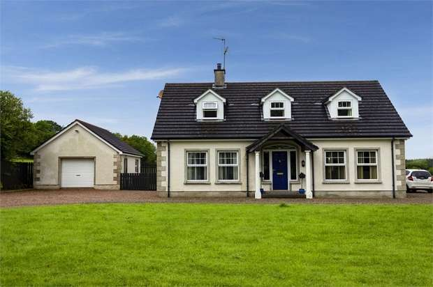 3 Bedrooms Detached House for sale in Wellbrook Road, Cookstown, County Tyrone