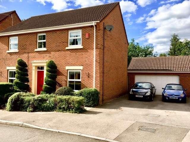 4 Bedrooms Detached House for sale in Cwm Braenar, Pontllanfraith, Blackwood, NP12
