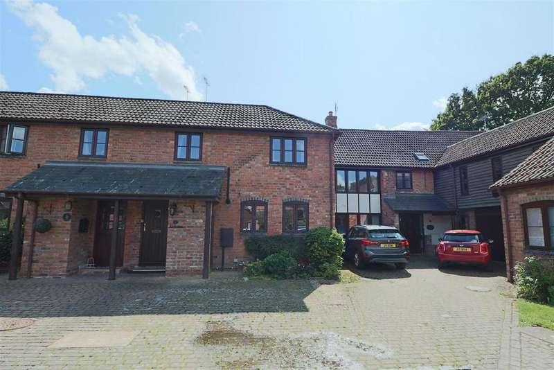 4 Bedrooms Terraced House for sale in Huntley Road, Tibberton, Gloucester