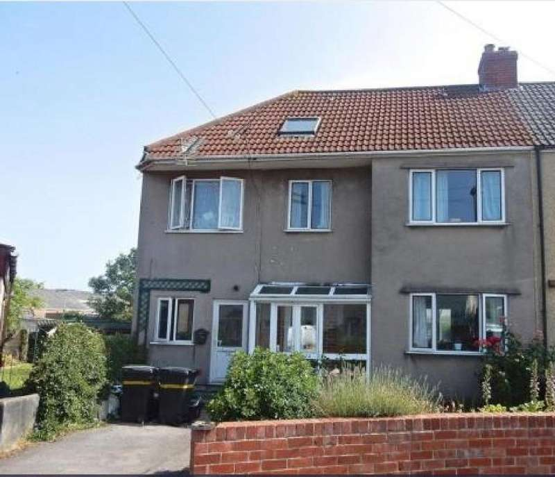 3 Bedrooms Terraced House for rent in Dominion Road, Fishponds, Bristol, BS16