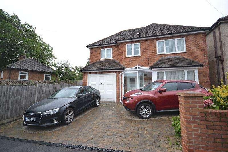 4 Bedrooms Detached House for sale in Kennard Road, Kingswood, Bristol