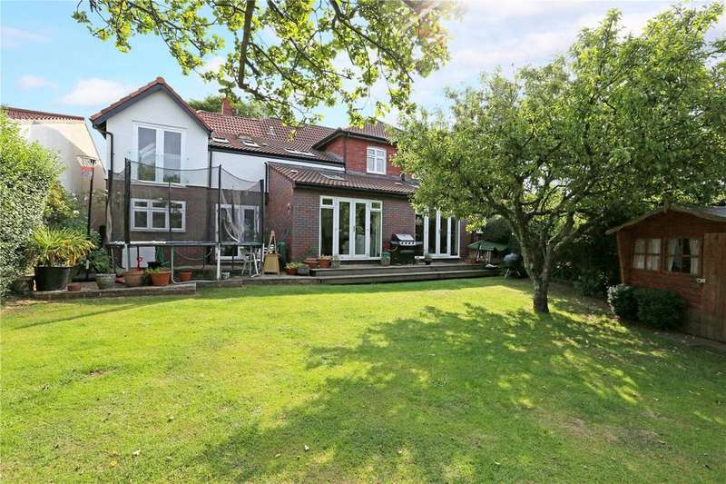 4 Bedrooms Semi Detached House for rent in Grove Road, Coombe Dingle, Bristol, BS9