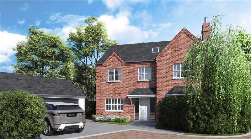 5 Bedrooms Detached House for sale in THE DRIVE, CHURCH LANE, HUMBERSTON, GRIMSBY