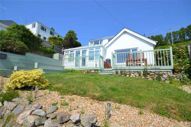 3 Bedrooms Detached House for sale in Plaidy Park Road, Plaidy, Looe, Cornwall