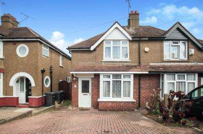 2 Bedrooms Semi Detached House for sale in Windermere Crescent, Luton, Bedfordshire, England