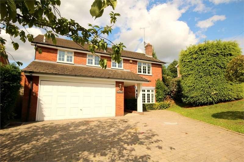 4 Bedrooms Detached House for sale in Misbourne Avenue, Chalfont St Peter, Gerrards Cross, Buckinghamshire