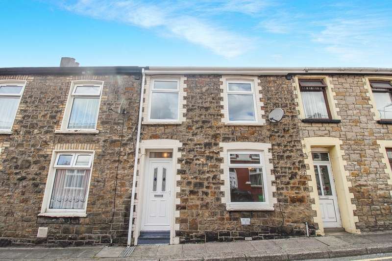 3 Bedrooms Terraced House for sale in Eureka Place, Ebbw Vale, NP23