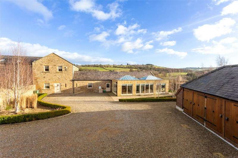 5 Bedrooms Equestrian Facility Character Property for sale in Hindley