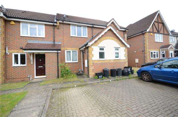 2 Bedrooms Terraced House for sale in Blackthorn Close, Earley, Reading