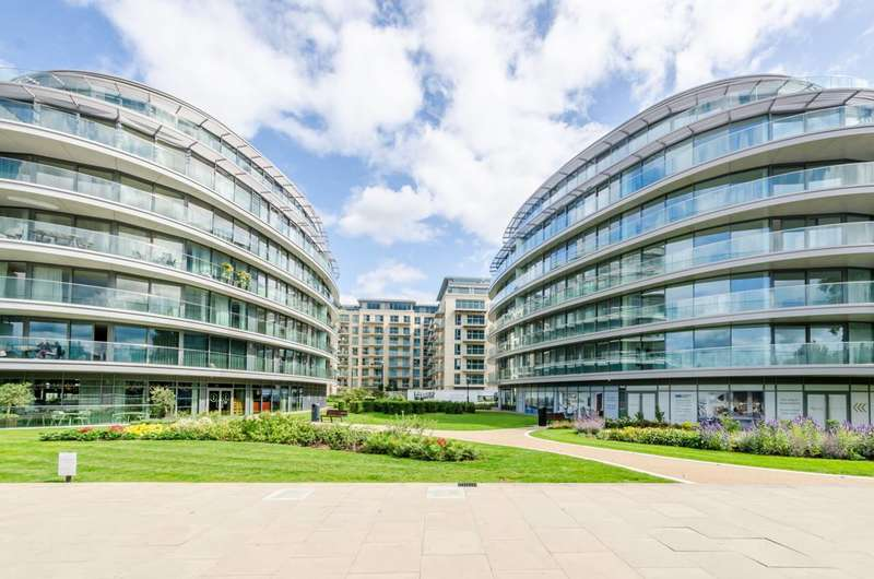 2 Bedrooms Flat for sale in Fulham Reach, Hammersmith, W6