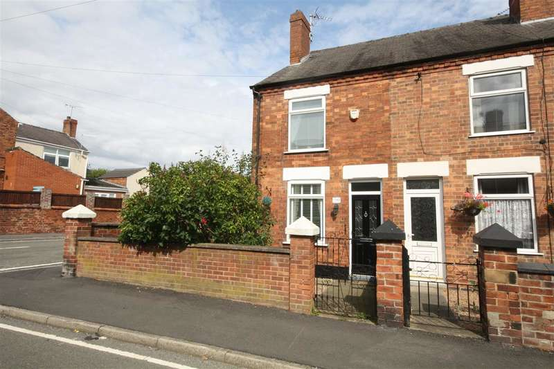 3 Bedrooms End Of Terrace House for sale in Warmwells Lane, Ripley