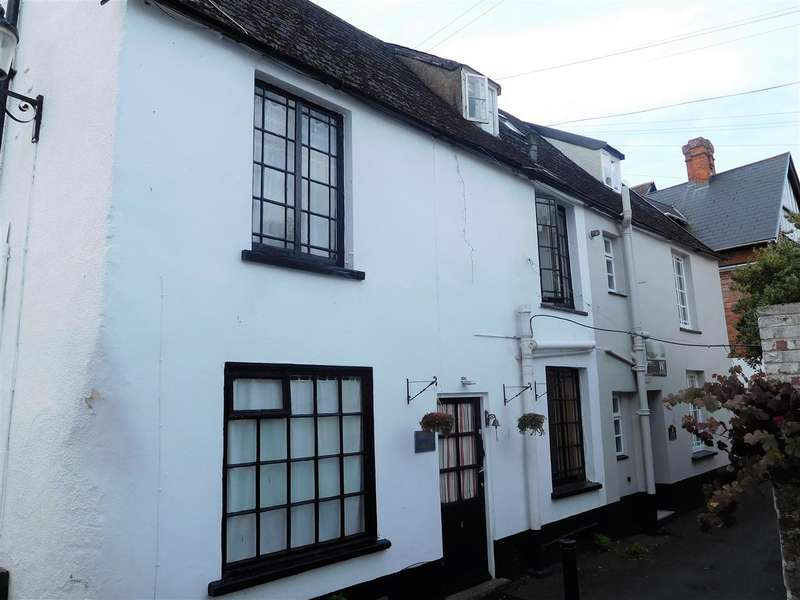 3 Bedrooms Cottage House for sale in Victoria House, Victoria Road, Topsham