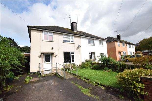 3 Bedrooms Semi Detached House for sale in Chiltern Road, Prestbury, CHELTENHAM, GL52 5JQ