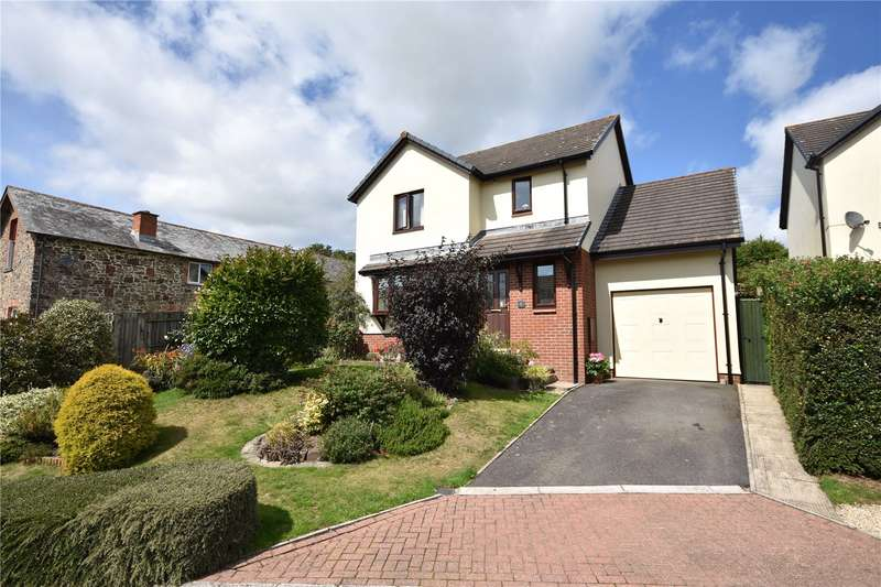 3 Bedrooms Detached House for sale in Meadow View, Bishops Nympton, South Molton, Devon, EX36