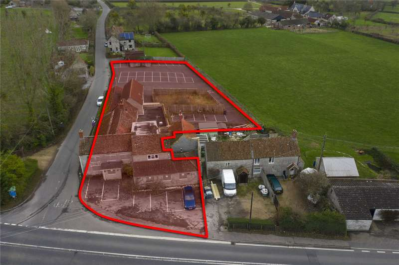 Land Commercial for sale in The Queens Arms, Wraxall Road, Wraxall, Shepton Mallet, BA4