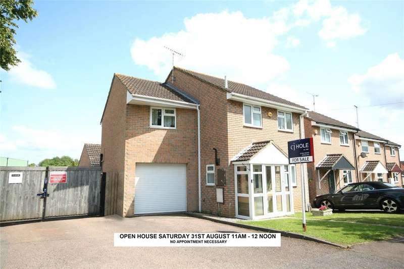 3 Bedrooms Link Detached House for sale in Windermere Road, Cheltenham, GL51