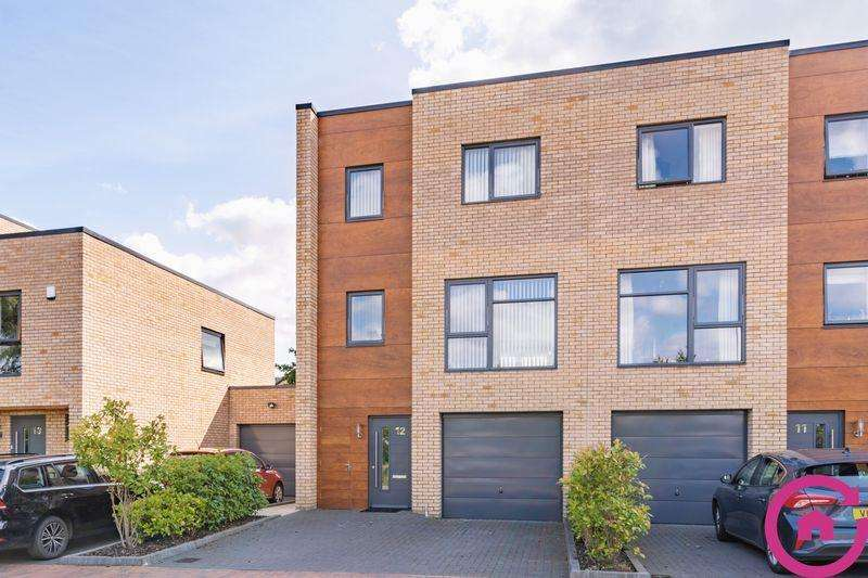 4 Bedrooms End Of Terrace House for sale in Leckhampton Place, Cheltenham