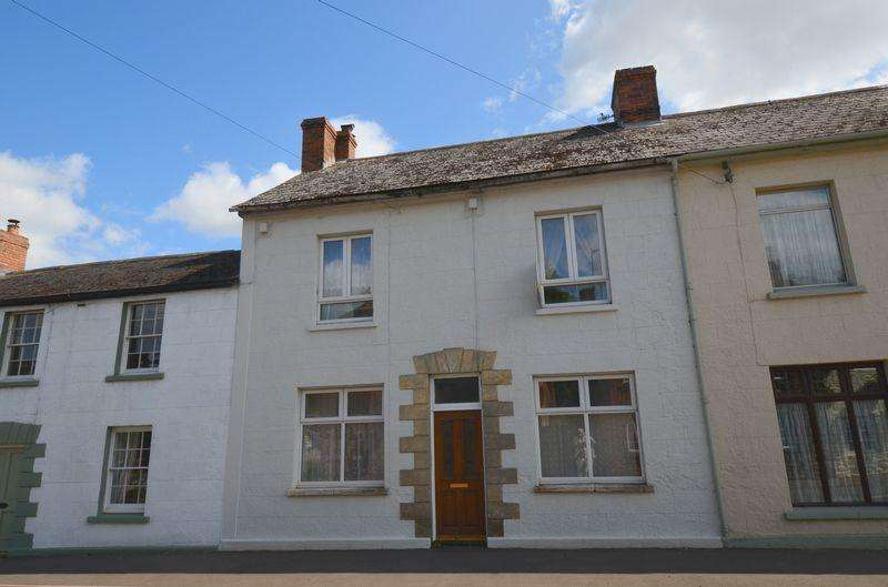 3 Bedrooms Terraced House for sale in High Street, Aylburton