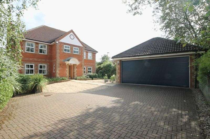 5 Bedrooms Property for sale in Stanley Close, Yarnton