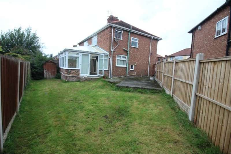 3 Bedrooms Semi Detached House for sale in Vogan Avenue, LIVERPOOL, Merseyside