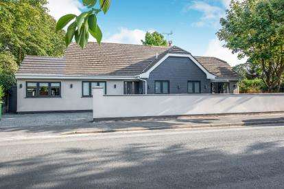 4 Bedrooms Bungalow for sale in Timms Lane, Formby, Liverpool, Merseyside, L37