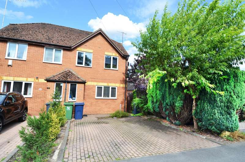 3 Bedrooms Semi Detached House for sale in Kingsmead Road, Loudwater, HP11
