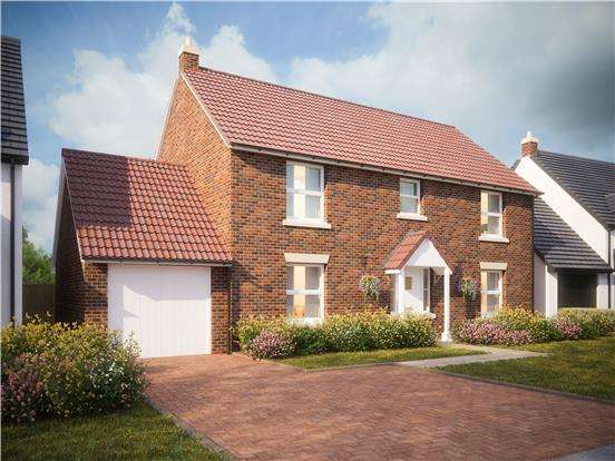5 Bedrooms Detached House for sale in The Amos,Hatterswood, Tanhouse Lane, Yate, BRISTOL, BS37 7LP