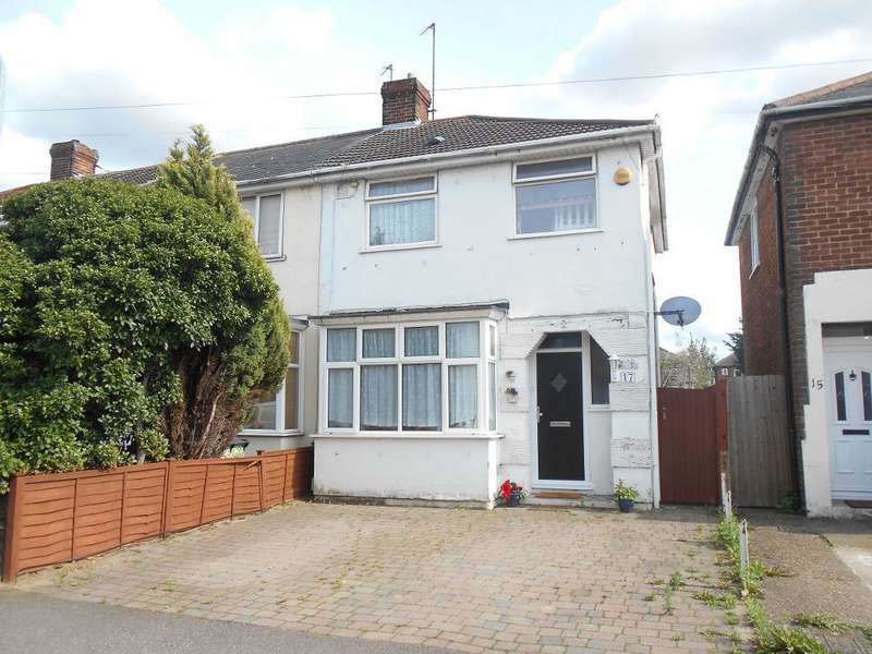 3 Bedrooms End Of Terrace House for sale in Cedar Road, Bedford, Bedfordshire, MK42 0HP