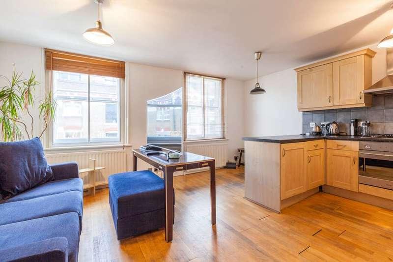 1 Bedroom Flat for sale in Commercial Street, Aldgate, E1