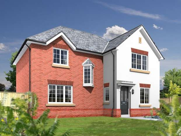 4 Bedrooms Detached House for sale in Plot 19 The Oxford Kingsley Manor, Lambs Road, Thornton-Cleveleys, FY5