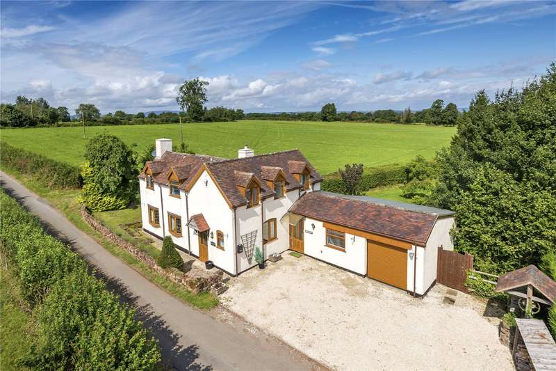 3 Bedrooms Detached House for sale in Tumbleweed Cottage, 76 Lowe Lane, Alveley, Bridgnorth, Shropshire, WV15