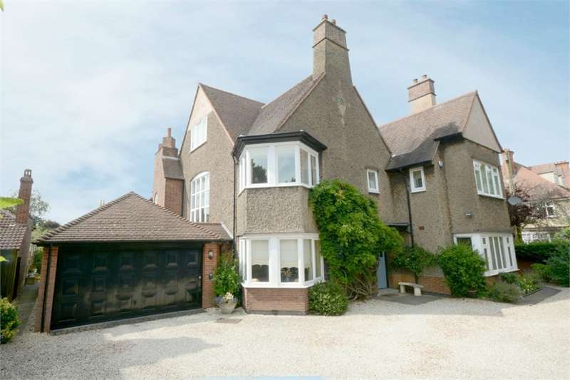 6 Bedrooms Detached House for sale in Moultrie Road, RUGBY, Warwickshire