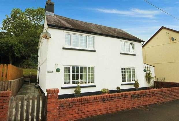 4 Bedrooms Detached House for sale in Rhosmaen, Llandeilo, Carmarthenshire