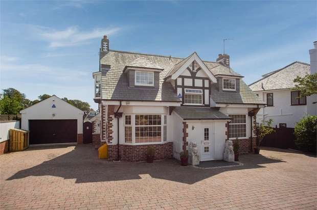4 Bedrooms Detached House for sale in Venn Way, Plymouth, Devon