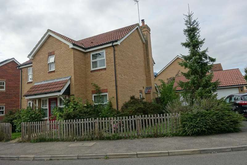 4 Bedrooms Detached House for sale in Oxfield Drive, Gorefield, Cambridgeshire, PE13 4LX