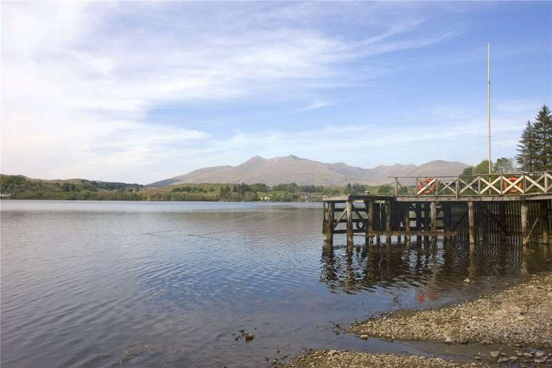 House for sale in Portsonachan Lodges, Dalmally, Argyll and Bute, PA33