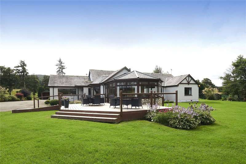 4 Bedrooms Detached Bungalow for sale in Riverside House - Lot 1, Farr, Inverness, IV2