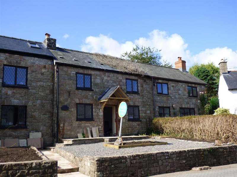 3 Bedrooms Terraced House for sale in Shirenewton