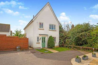 4 Bedrooms Detached House for sale in Stowmarket, Suffolk