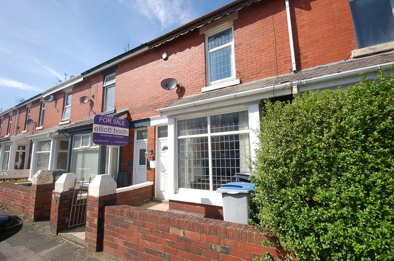 2 Bedrooms Terraced House for sale in Boome Street, South Shore