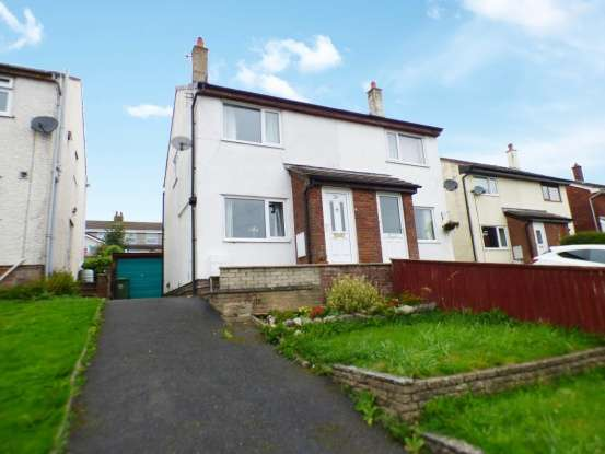 2 Bedrooms Semi Detached House for sale in Somme Avenue, Grange-Over-Sands, Cumbria, LA11 7LJ
