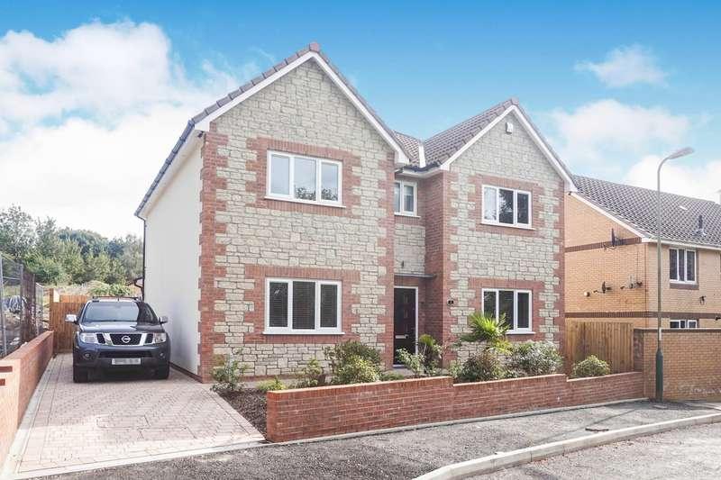 4 Bedrooms Detached House for sale in Trem-Y-Fynnon, Pengam, Blackwood, NP12