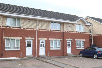 2 Bedrooms Terraced House for sale in Mackinlay Place, Kilmarnock