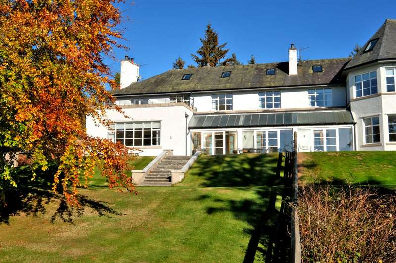 5 Bedrooms House for sale in 3 Craigshannoch Mansions, Craigshannoch Road, Daviot, Inverurie, AB51