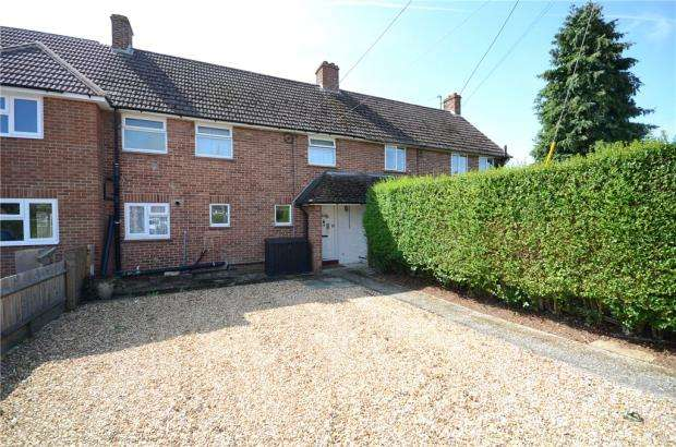 3 Bedrooms Terraced House for sale in Westfield Crescent, Thatcham, Berkshire
