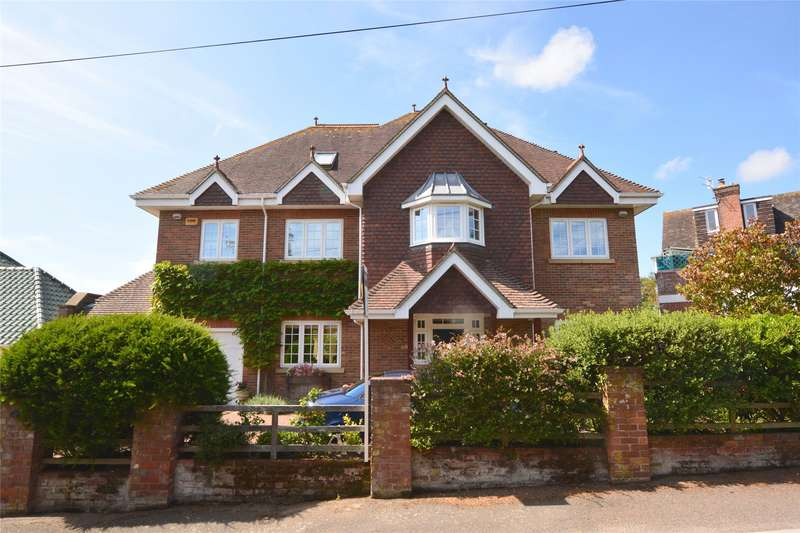 5 Bedrooms Detached House for sale in West Hayes, Lymington, Hampshire, SO41