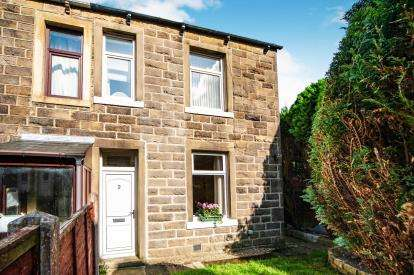 4 Bedrooms End Of Terrace House for sale in Melville Avenue, Barnoldswick, Lancashire, BB18